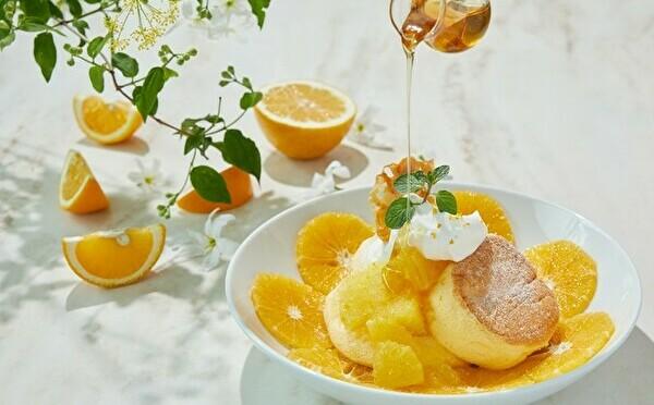 FLIPPER'Sに初の柑橘系パンケーキが20日間限定でお目見え。超希少な和製グレープフルーツが主役です