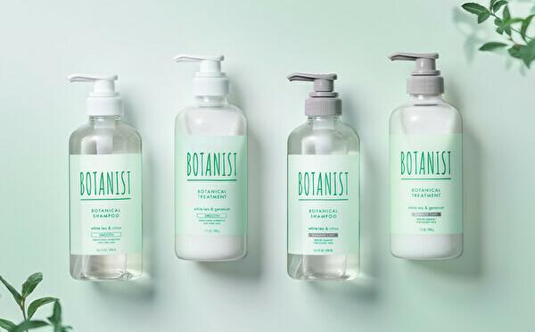 夏のバスタイムにひんやり感をプラス。ホワイトティー香るリフレッシュシリーズがBOTANISTにお目見えします