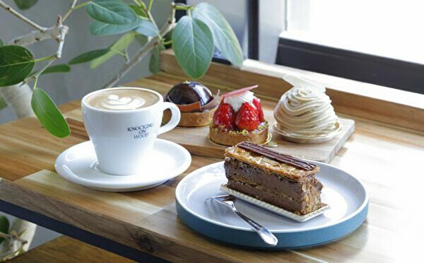 チョコレート×木のぬくもりに包まれるしあわせカフェ。中目黒の「KNOCKING ON WOOD」が気になります