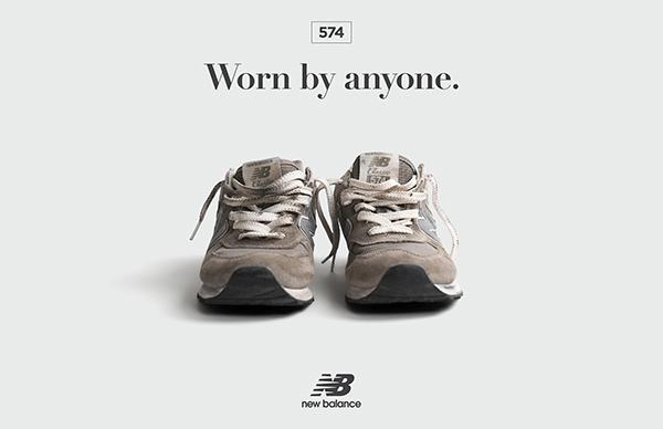 ニューバランスの歴史を祝う記念日「Grey Day」。定番モデル「574」をフィーチャーしたコレクションが登場