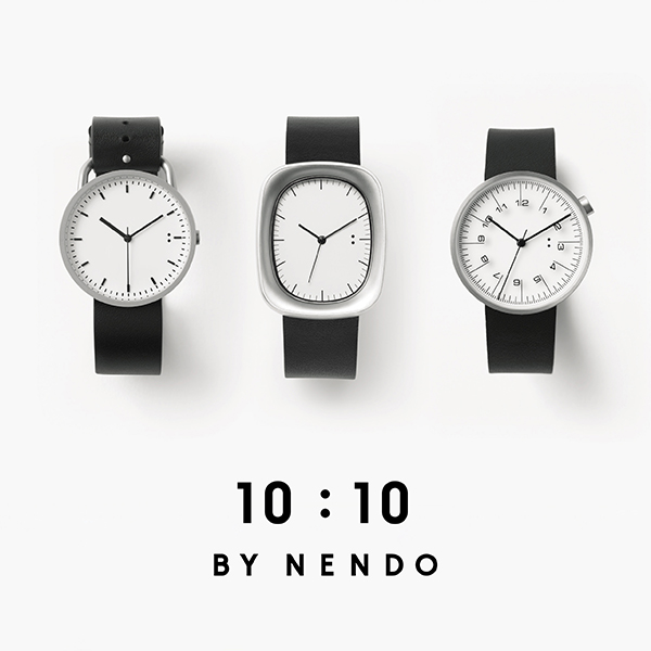 定番から最新コレクションまでずらり。腕時計ブランド「10:10 BY NENDO」のポップアップが渋谷パルコで
