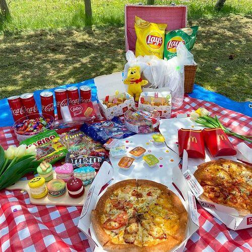 日本にいながら海外気分を満喫!公園やホテルで楽しむ「アメリカンピクニック」&「渡韓ごっこ」を楽しもっ