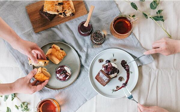 紅茶とのペアリング×アレンジも自由。Minimalの「クラフトスイーツ体験キット」でおうち時間を楽しみたい