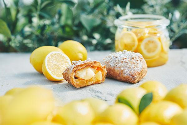 RINGOの出来たて自家製パイに初夏の新作登場!爽やかなレモンカスタードアップルパイは期間限定です