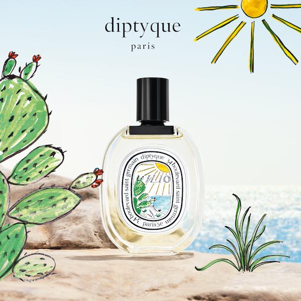 """「ディプティック」のアニバーサリーコレクション第3章。夏にぴったりな""""地中海の象徴的な香り""""が登場です"""