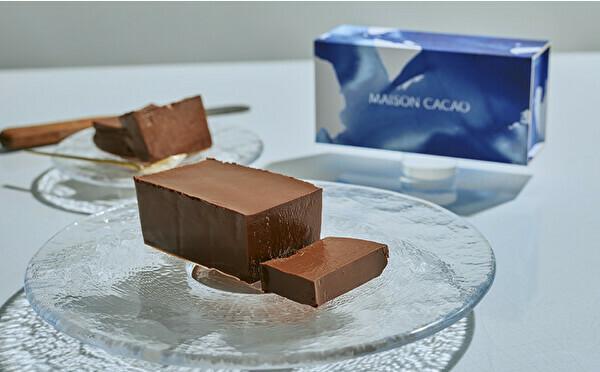 MAISON CACAOに夏チョコスイーツが登場。この夏、ギフトやおうち時間を少し上質にしたい人におすすめです