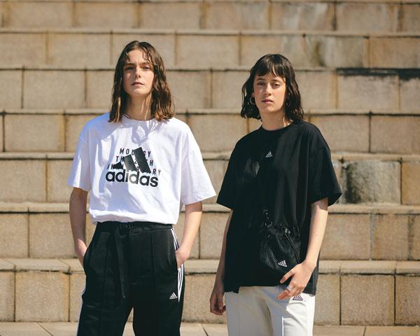 この夏、スポーティなファッションを取り入れてみない?adidas×MOUSSYのファイナルコレクション登場
