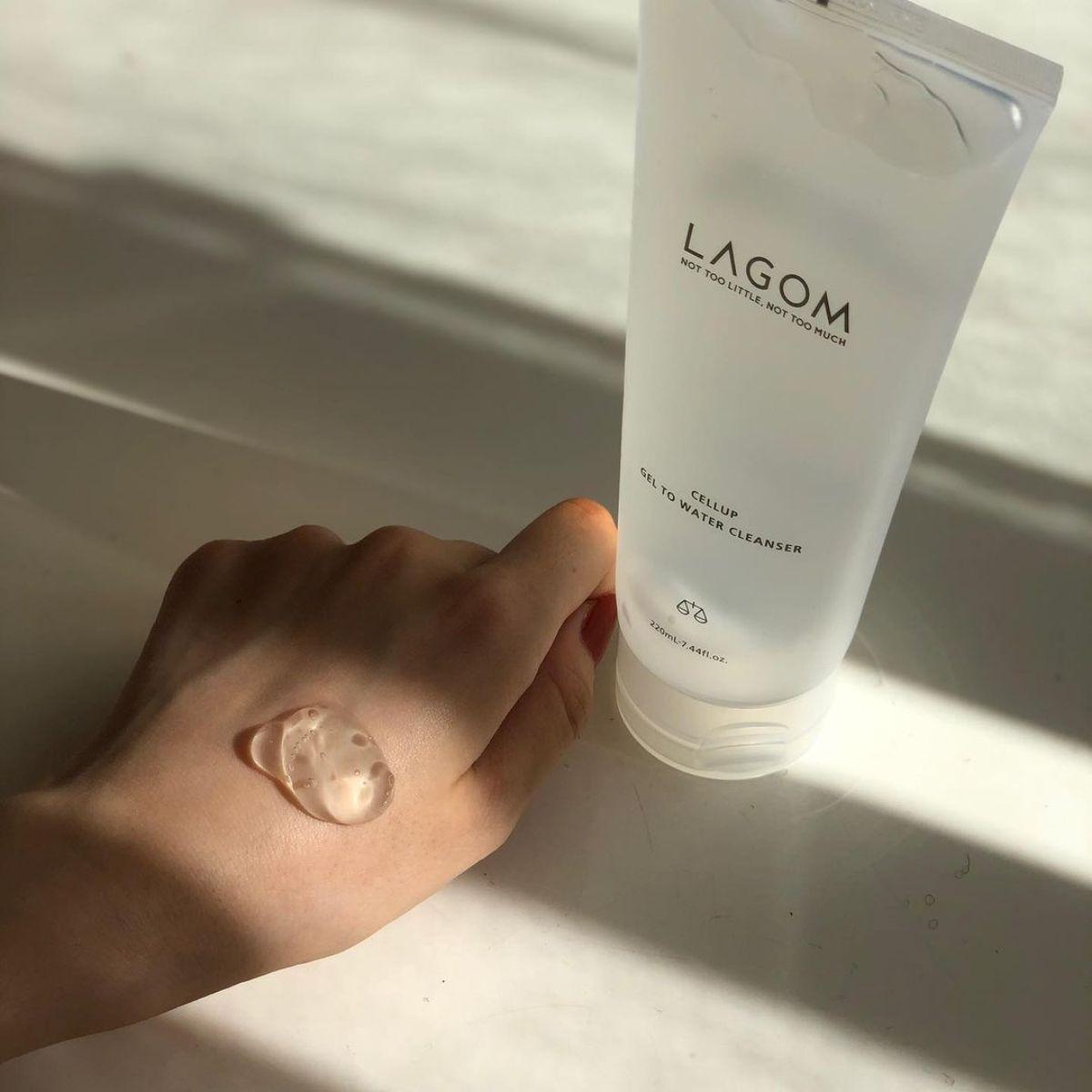 時間のない朝でもパックをしたように潤うってホント?韓国スキンケア「LAGOM」の洗顔がSNSで話題です