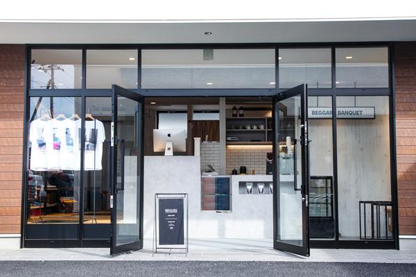 「BEGGARS BANQUET」実店舗がオープン!カフェ併設で群馬の新ホットスポットになる予感です