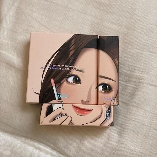 """あの憧れの""""ジェギョンちゃん""""になりたいのっ!簡単に韓国美人になれちゃう「女神降臨コスメ」が気になります"""