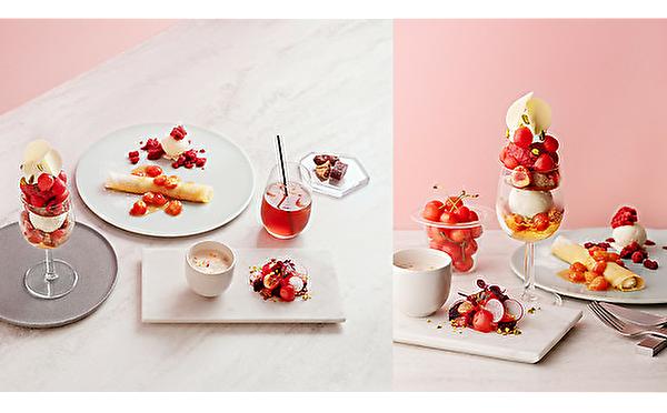 真っ赤に色づいた至福のデザートが勢ぞろい。銀座フルーツサロン、初夏のフルコースは旬のさくらんぼが主役です
