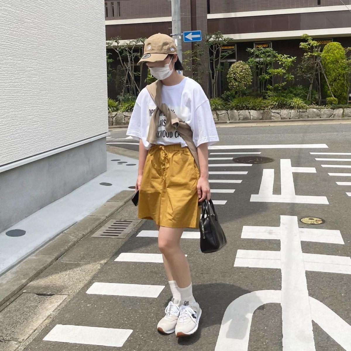1990円でゲットできる「無印のショートパンツ」が多色買いしたいほどかわいい。今年の夏に大活躍の予感です