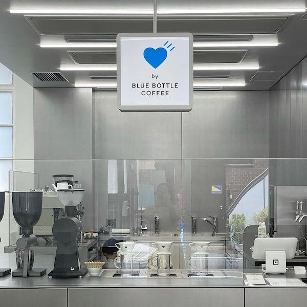 無機質な雰囲気がタイプなの。京都の「ブルーボトルコーヒー×HUMAN MADE」カフェはもうチェック済み?
