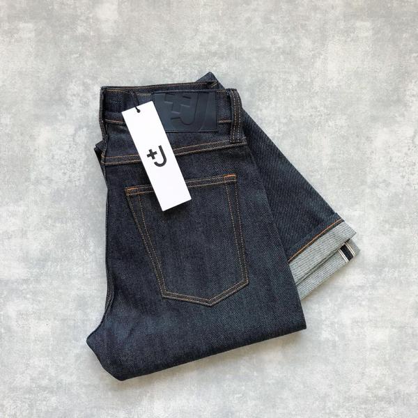 買って損なしのクオリティに感動!ユニクロ「+J」のセルビッジジーンズは、デニムファン納得の名品なんです