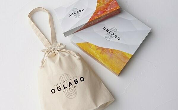 夏のお土産にぴったりの巾着袋セットも登場。和×洋菓子が一度に楽しめるOGLABO TOKYOをチェック