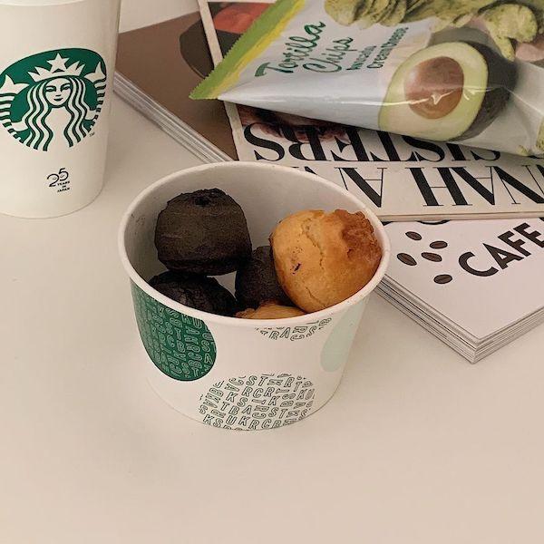 これ、スタバで食べられるの?見た目もかわいい新スイーツ「クッキーシュー」はおうち時間にもぴったり