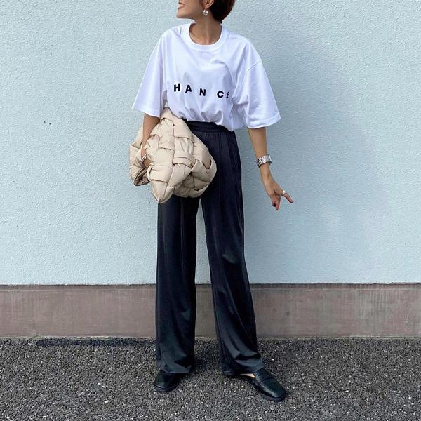 """【ユニクロ】高見え・楽ちん・美シルエット。全部が揃った""""790円パンツ""""は、買わない理由がないんです!"""