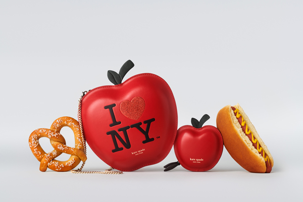キャッチーな「I LOVE NY」ロゴに夢中!ケイト・スペードの遊び心がたっぷり詰まったコレクションが登場です