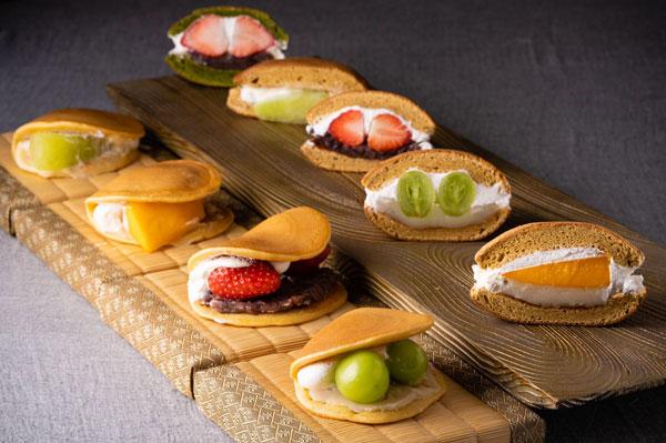 しっとりorもちもち、どちらにする?生地が2種類のEBISU 青果堂の高級フルーツどら焼きが贅沢過ぎます