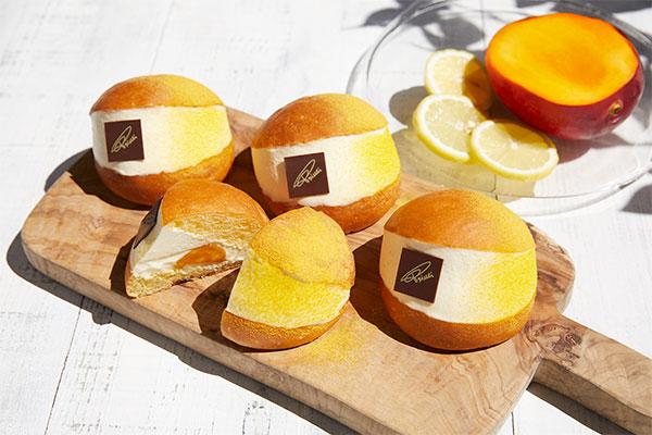 暑い夏に、レモン×マンゴーのマリトッツォはいかが?イタリアンベーカリー「プリンチ」に限定スイーツが新登場