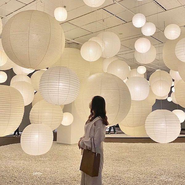 東京にこんな場所があったなんて。東京都美術館の「イサム・ノグチ展」でアートの世界に没入したい…