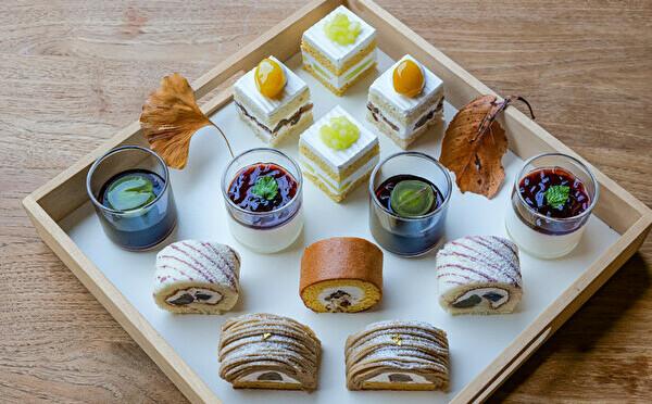 秋のご褒美はホテルで「栗拾い」に決まり!栗とぶどうが主役のビュッフェがニューオータニ東京で始まりますよ