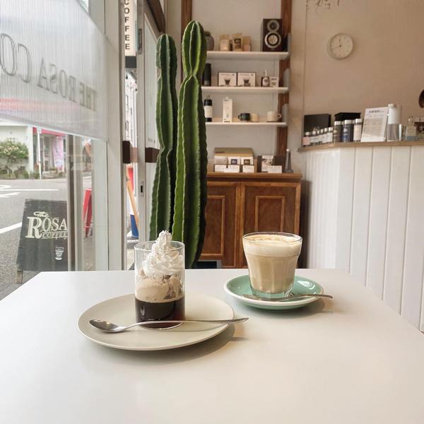 宮崎市内にオアシスみっけ。老若男女から愛されるカフェ「ROSA COFFEE」の魅力にくびったけです