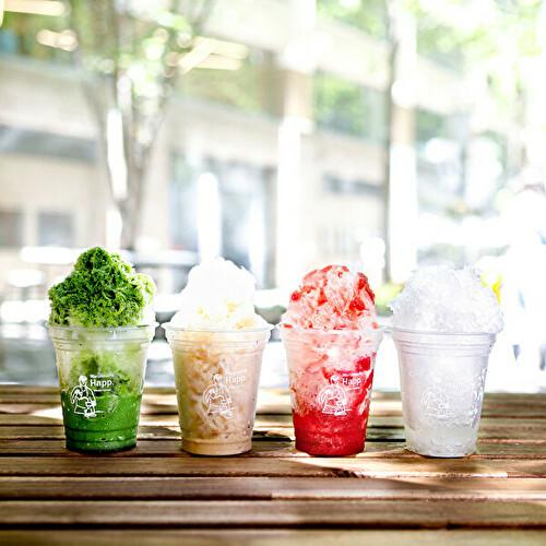真夏にうれしいひんやりポップアップ。猛暑の日は「四代目徳次郎」のかき氷でひと休み×クールダウンしましょ