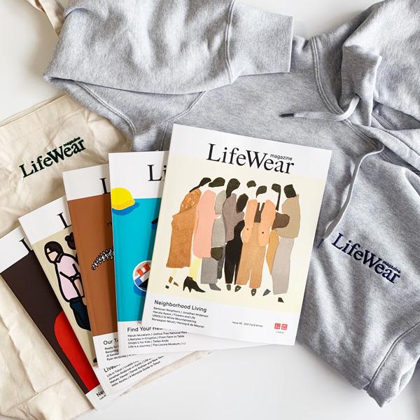 これはもらわなきゃ損!ユニクロ「LifeWear magazine」の無料とは思えないクオリティに脱帽です