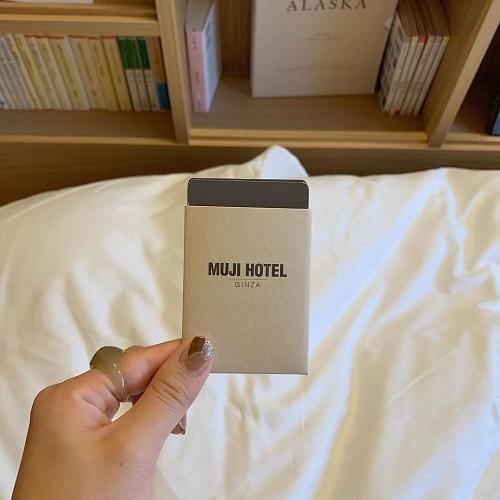 """""""無印良品""""ってホテルもあったの?今なら5000円のお買い物券がもらえちゃう「MUJI HOTEL」が気になる"""