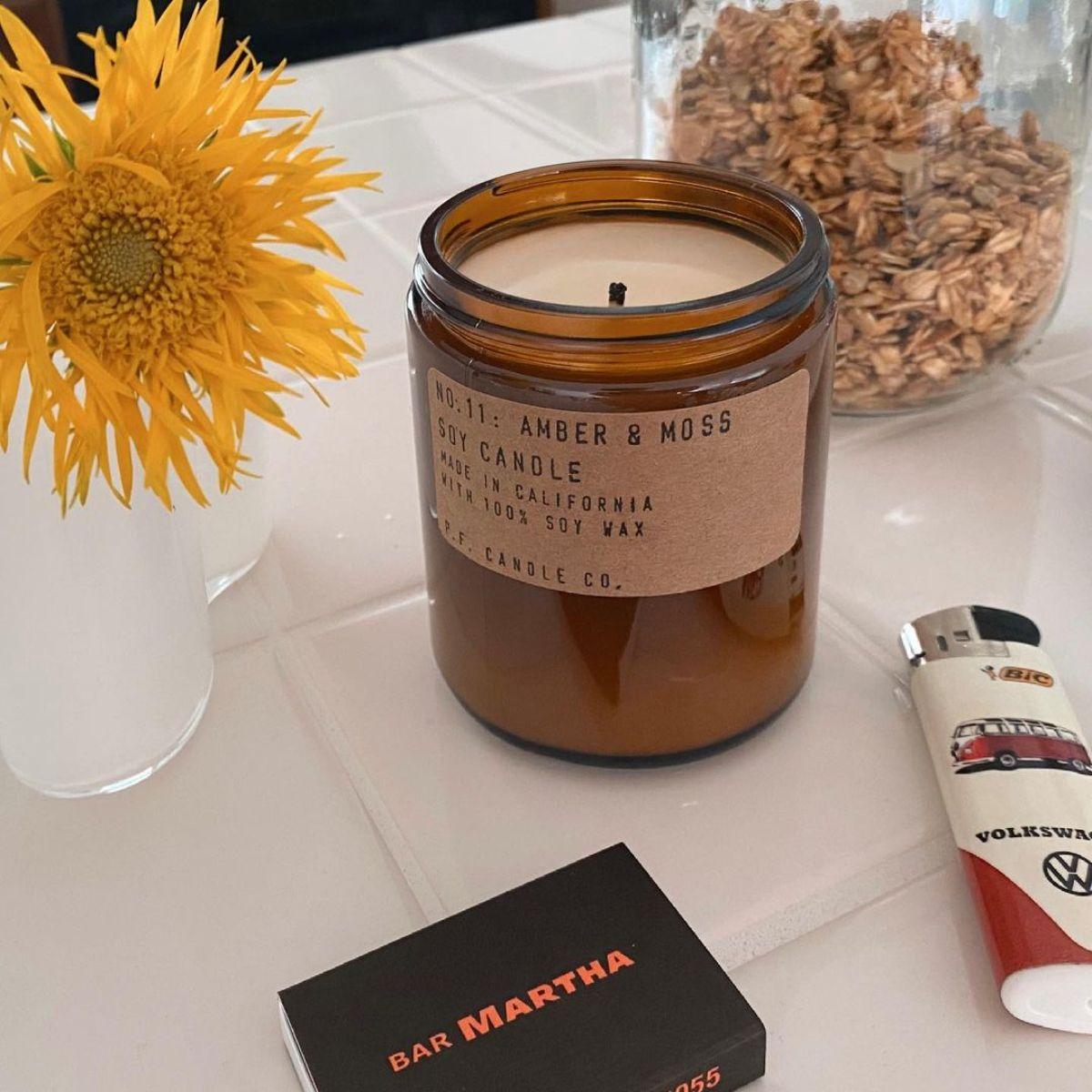 リラックスタイムにはナチュラルな香りが必要じゃない?「P.F.Candle Co.」のソイキャンドルで自分を労わって