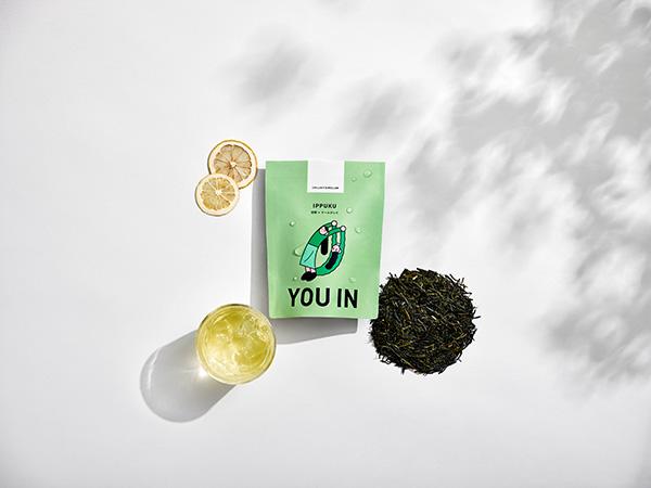 暑い日でもゴクゴク飲めそう。気分に合わせて選べるお茶「YOU IN」から水出し専用タイプが期間限定で登場