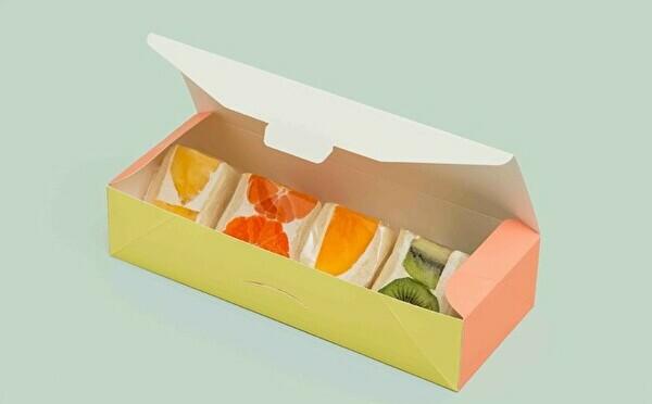 ハーフサイズの萌え断サンドが先行販売!恵比寿「フルーツアンドシーズン」のポップアップが伊勢丹新宿にOPEN