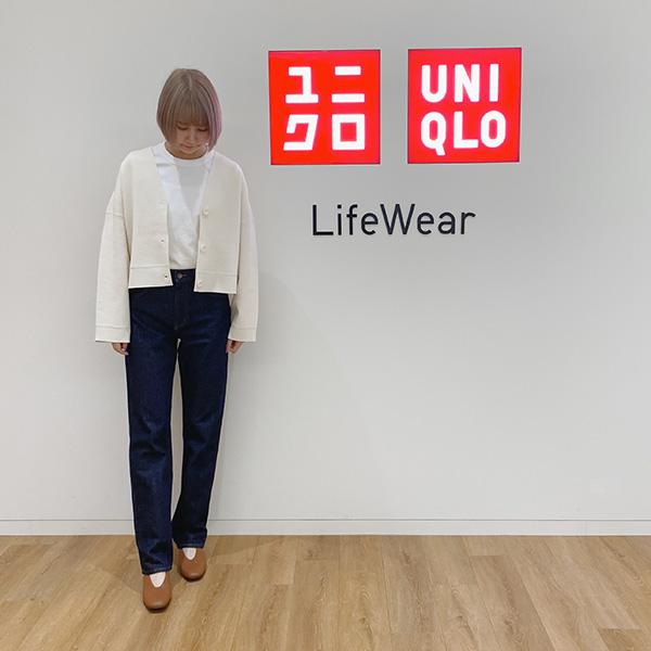 """【ユニクロレポ】新作ジーンズの脚長効果が抜群ってウワサ。Uniqlo Uで買うべきは""""美シルエット""""の隠れ名品"""