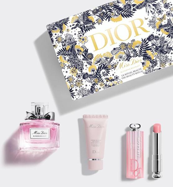ゴールドが煌めくミッドナイトブルーの世界。Diorの2021年ホリデーコレクションにときめきが止まらない