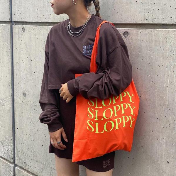 """このゆるーい感じがなんか好き。""""がんばりすぎないおしゃれ""""が魅力の新ブランド「SLOPPY」って知ってる?"""