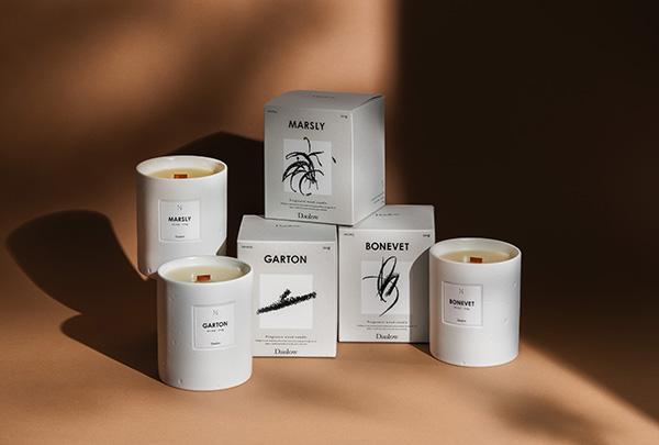 """癒しの香りで""""温かい時間""""を生み出す「Danlow」。キャンドルの新フレグランスは「静」と「動」を感じる香り"""