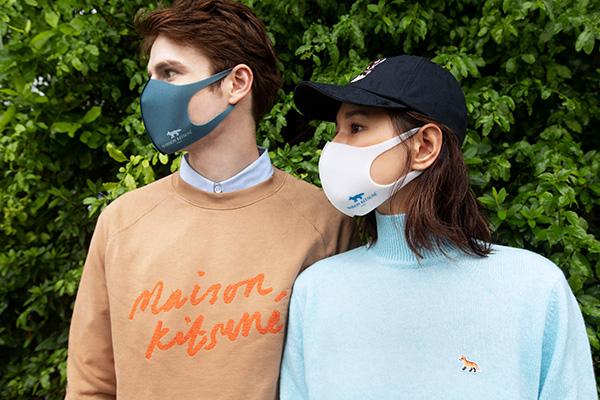 「Maison Kitsuné × PITTA MASK」のコラボマスクはどこで手に入る?希少アイテムだから早めに狙うが吉