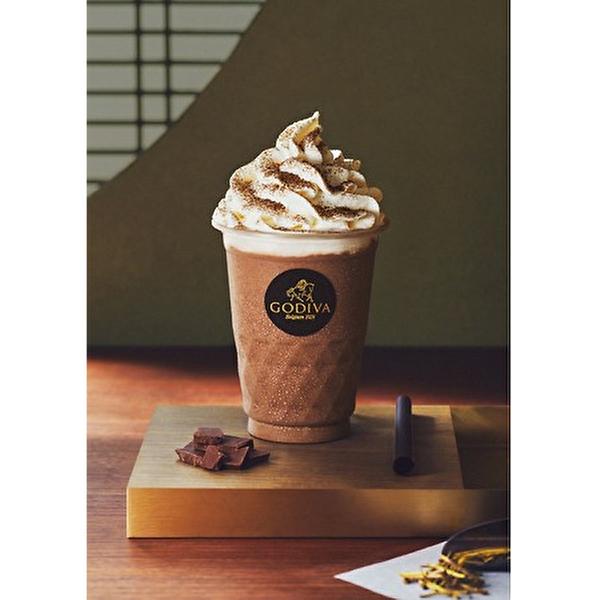 """GODIVAのショコリキサー""""ティーシリーズ""""がファイナル。深まる秋にぴったりの「加賀棒茶」を味わって"""