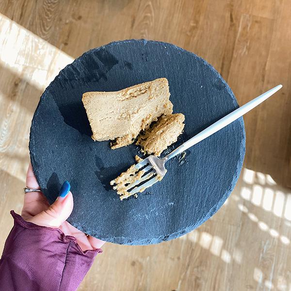 【実食レビュー】栗×チーズケーキの相性がこんなによかったなんて。ミスチ秋の新作「マロン」は要チェック