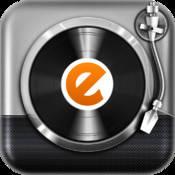 edjing - dj turntables songs mixer
