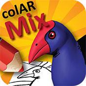 colAR Mix - 3D coloring book App