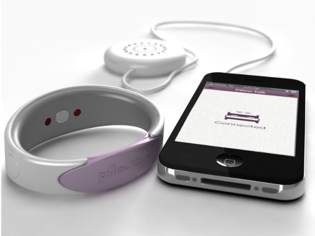 Wristband and Phone Render