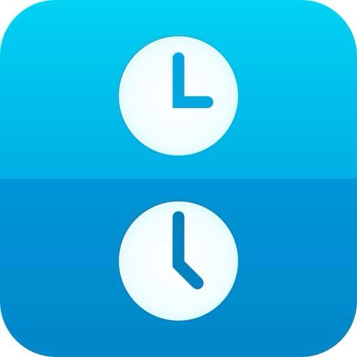 時差時計 Timelet