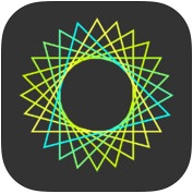 LetterGlow - Stylish text & design overlays for your photos