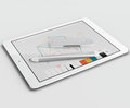 Adobeから正確な直線や曲線が書ける筆圧感知スタイラスとルーラーのセット「Ink & Slide」が発売!