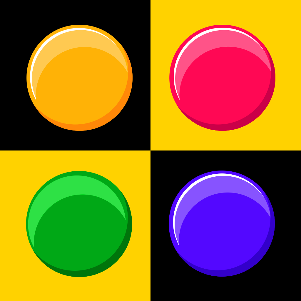 Aaron Match the Dots - Free puzzle games
