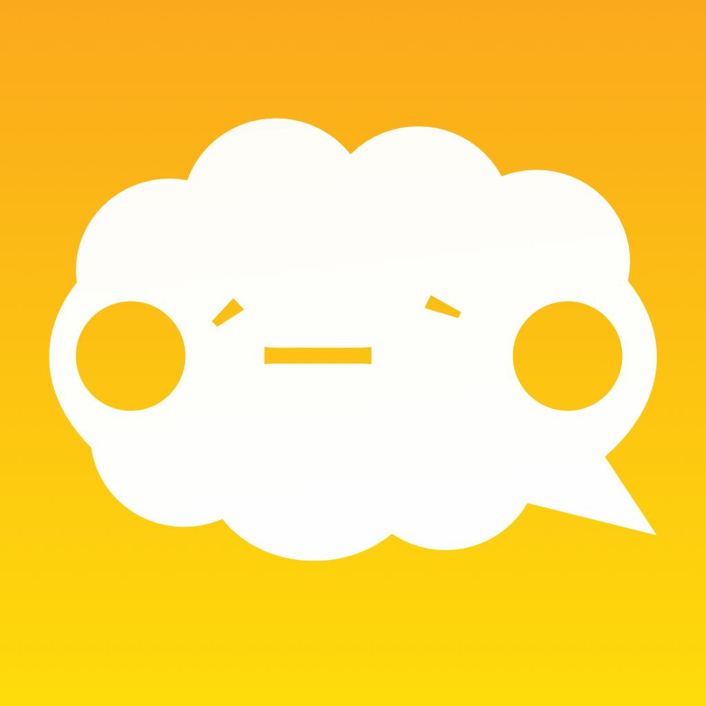 かおもじ入力 - 顔文字キーボード