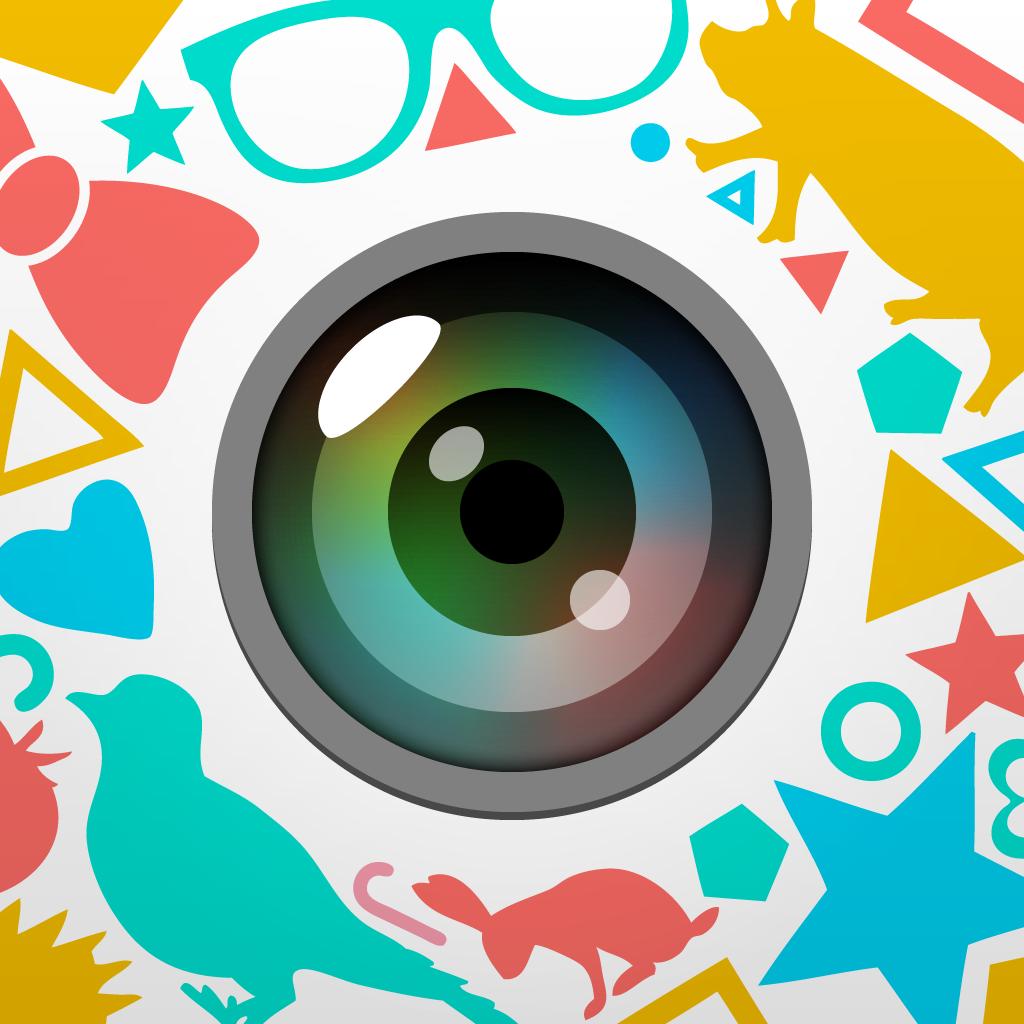 mopico - モピコは動くスタンプとフレームで写真と動画を一緒にデコれるカメラアプリ