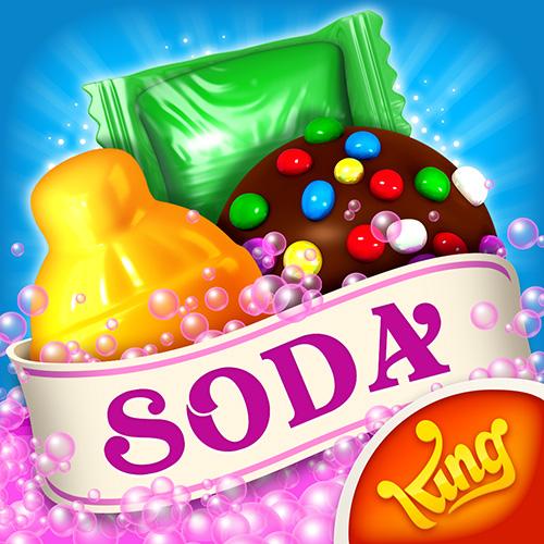 キャンディクラッシュソーダ  に対する画像結果